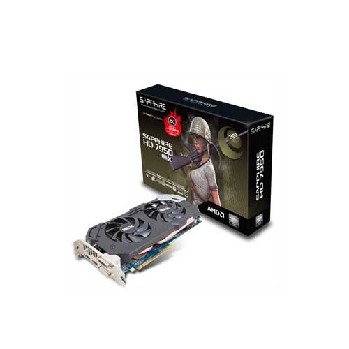 SAPPHIRE HD 7950 3GB GDDR5 BOOST Graphic Card