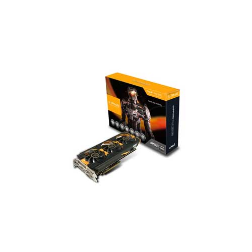 SAPPHIRE TRI-X R9 290 4GB GDDR5 OC UEFI Graphic Card