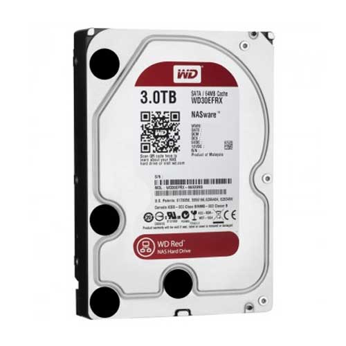 Western Digital Red WD30EFRX 3TB Hard Disk Drive