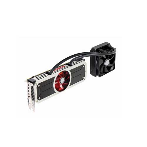 XFX AMD Radeon R9-295X-8QFA R9 295X2 8GB Graphic Cards