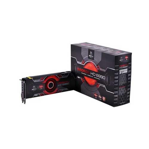 XFX HD 6990 4GB GDDR5 Graphic Card