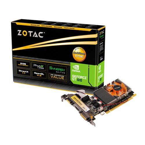 Zotac GeForce GT 610 Synergy Edition 2GB