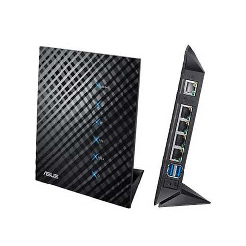 Asus Dual-Band Wireless N750 Gigabit Router