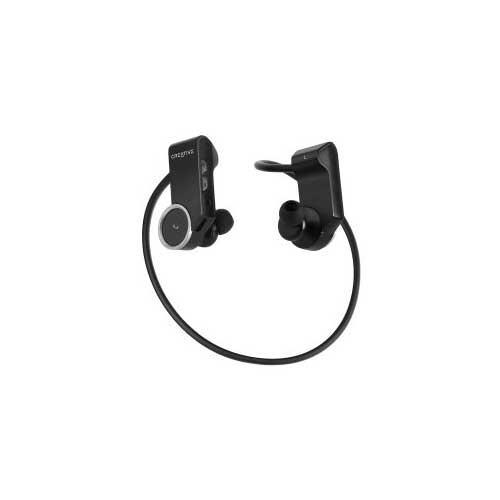 Creative WP-250 Active Bluetooth Headphones with Invisible Mic