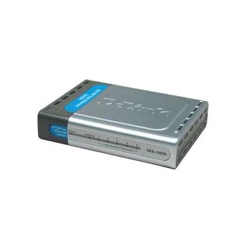 Dlink DES-1008D 8-Port Desktop Switch
