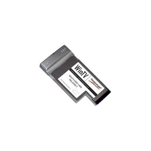 Hauppauge WinTV-HVR-1400 Hybrid TV ExpressCard