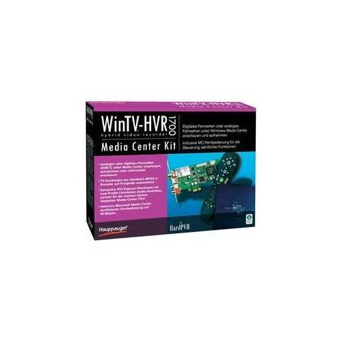 Hauppauge WinTV - HVR 1700 MC Board TV Tuner Card