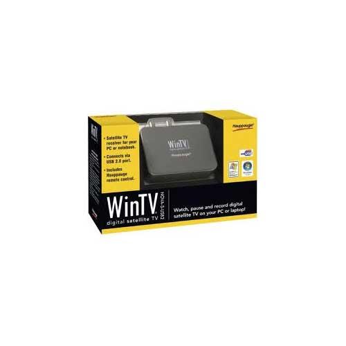 Hauppauge WinTV Nova-S-USB2-Satellite USB2.0