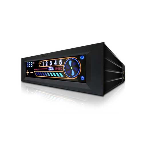 "NZXT Sentry 2 5.25"" Touch Screen Fan Controller"
