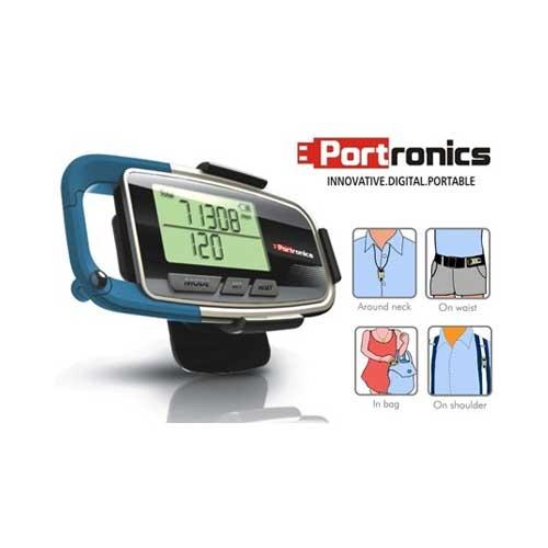 Portronics Health Key 3D Pedometer
