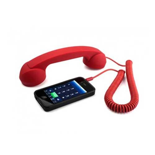 Portronics Phoni Retro Headset for Mobile Phone
