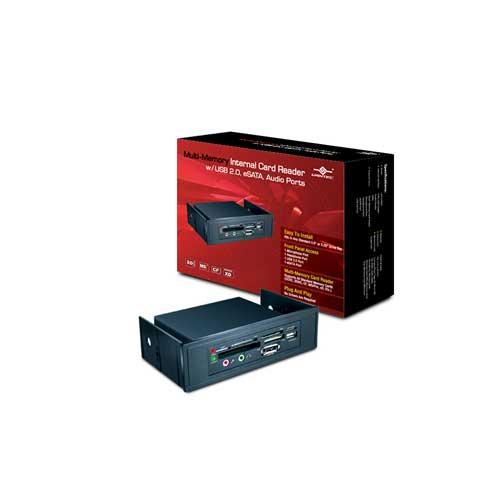 Vantec UGT-CR960 eSATA Audio Ports Multi-Memory Internal Card Reader