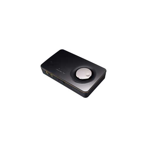 ASUS Xonar U7 7.1 USB Sound Card and Headphone Amplifier