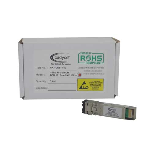 CADYCE 10G Single Mode Mini-GBIC LR Module