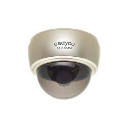 CADYCE Megapixel 1.3MP PoE Dome Internet Camera