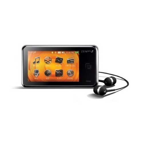 Creative Labs ZEN X-Fi2 16GB MP3 and Video Player