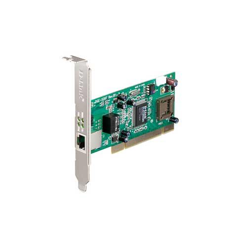 Dlink DGE-528T Copper Gigabit PCI-E LAN Card