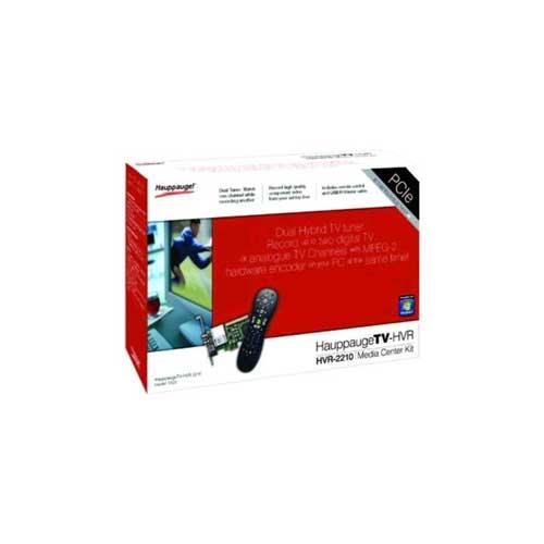 Hauppauge WinTV-HVR-2210 Media Center Kit