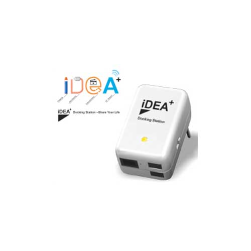 iDEA+ Docking Station Share your life