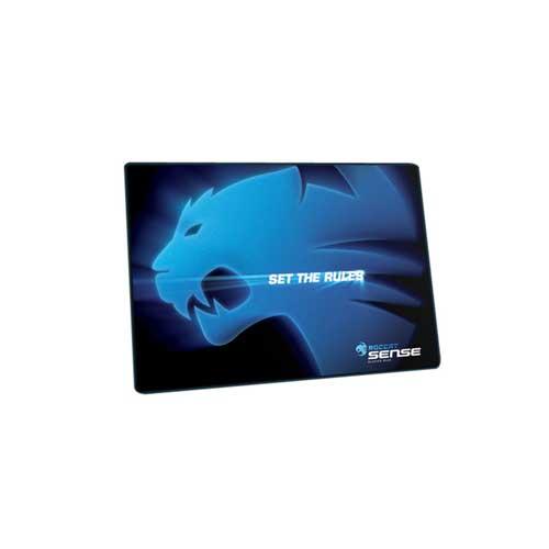 ROCCAT Sense Gaming Mouse Pad Chrome Blue