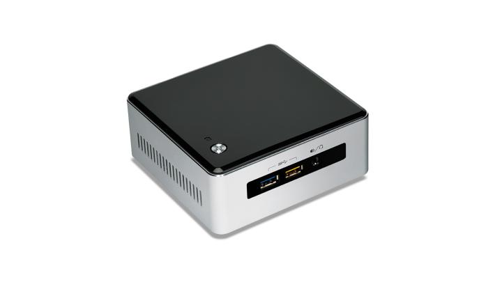 Intel NUC NUC5i5RYH HD Graphics 6000 Mini PC