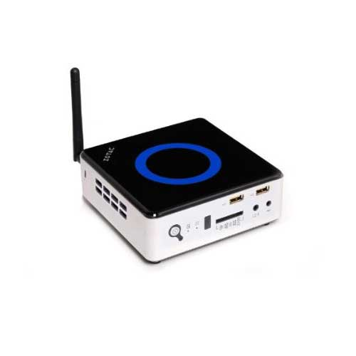 Zotac ZBOX NANO ID62 ZBOXNANO-ID62-BE Mini PC