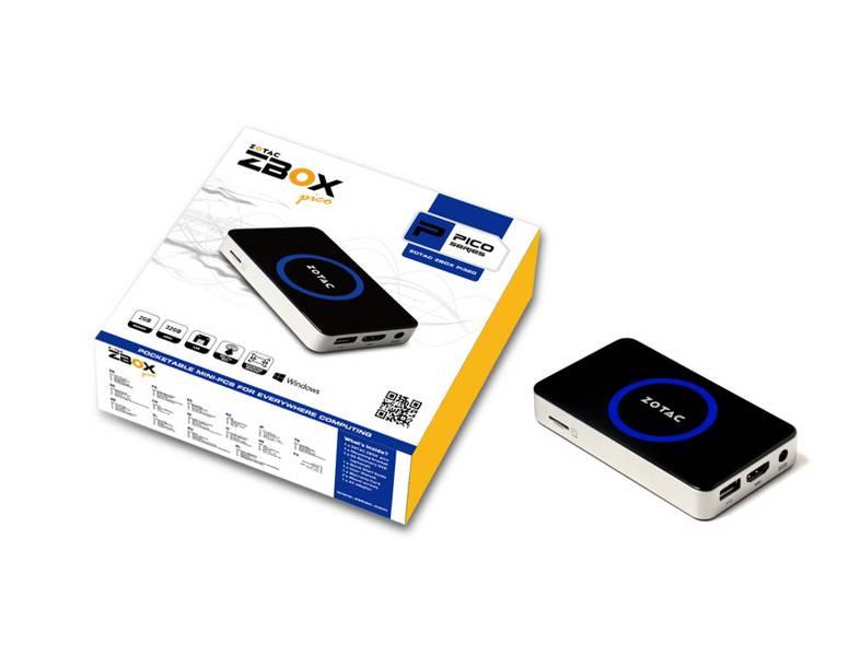 ZOTAC ZBOX PI320 pico Zbox Pico PI320 Mini PC