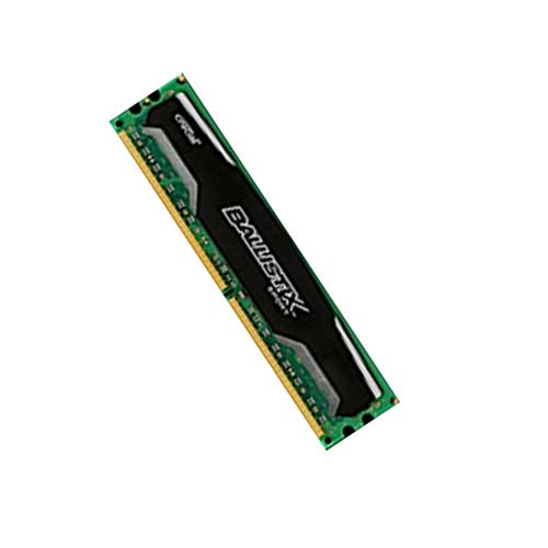 Crucial BLS4G3D169DS1J 4GB 1600Mhz DDR3 Gaming Memory - RAM