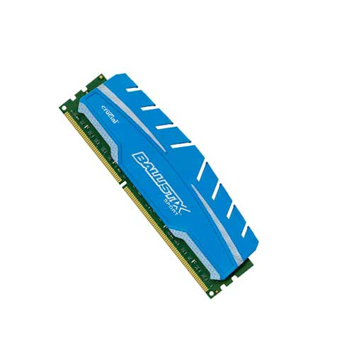 Crucial BLS8G3D169DS3CEU 8GB 1600Mhz DDR3 Gaming Memory - RAM