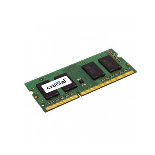 Crucial CT51264BF160BJ 4GB 1600Mhz DDR3 Laptop Memory - RAM