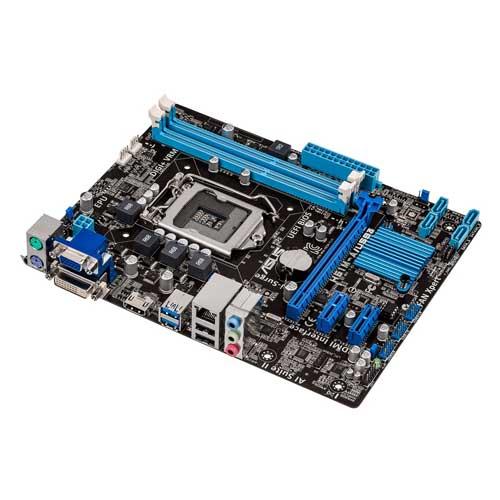 Asus H61M-C Motherboard