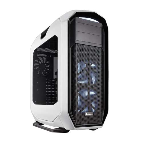 Superbe Corsair Graphite Series 780T White Full Tower PC Cabinet