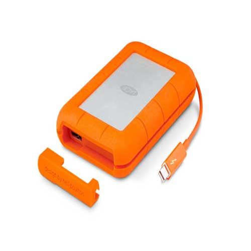 LaCie Rugged Thunderbolt 1TB SSD