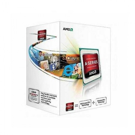 AMD A4-4020 Richland 3.2 GHz Desktop Processor