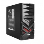 Antec X1-T Gaming Cabinet With Window Black