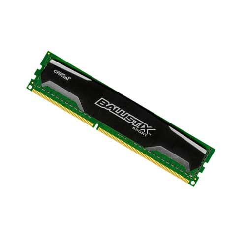 Crucial Ballistix Sport XT 4GB DDR3 1600 Mhz Desktop Memory BLS4G3D169DS3J
