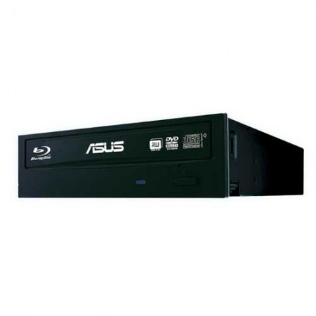 ASUS Black 16X SATA Internal Blu-ray Burner BW-16D1HT