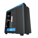 NZXT H440 Black Blue ATX Mid Tower Cabinet