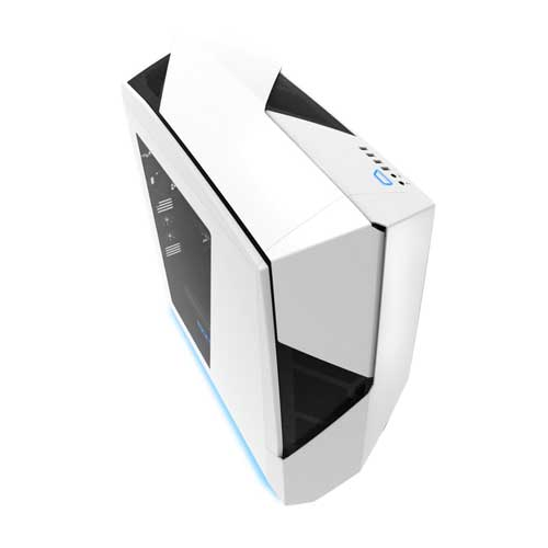 NZXT Noctis 450 N450 ATX Mid Tower White Cabinet