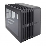 Corsair Carbide Series Air 240 Arctic Black High Airflow MicroATX Cabinet
