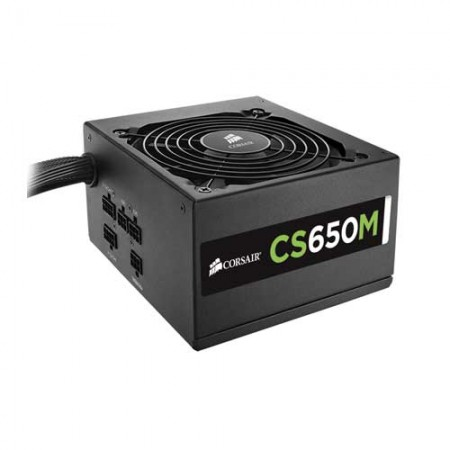 Corsair CSM Series CS650M 650W Power Supply