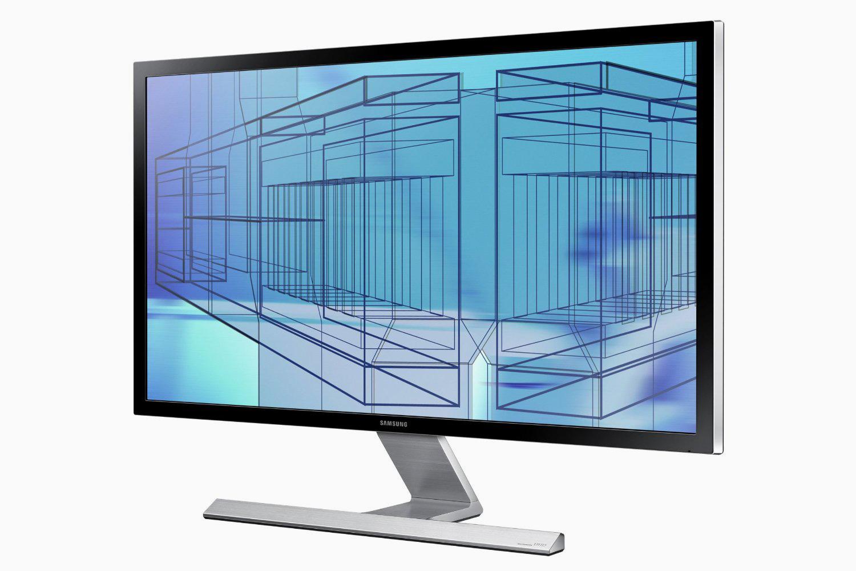 4K Resolution - 4K Display - Computer Monitor - LED Monitor - LCD Monitor
