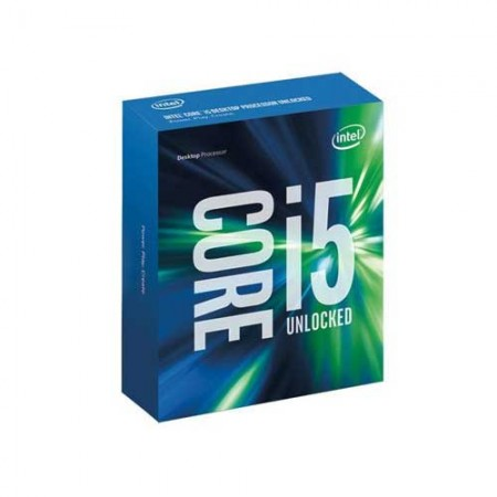 Intel Core i5-6600K 6M Skylake 3.5 GHz Desktop Processor