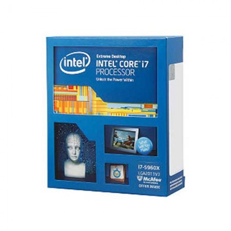 Intel Core i7-5960X Haswell-E 3.0 GHz Desktop Processor