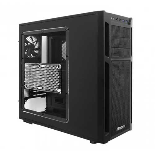 Antec Eleven Hundred V2 Black ATX Mid Tower Cabinet