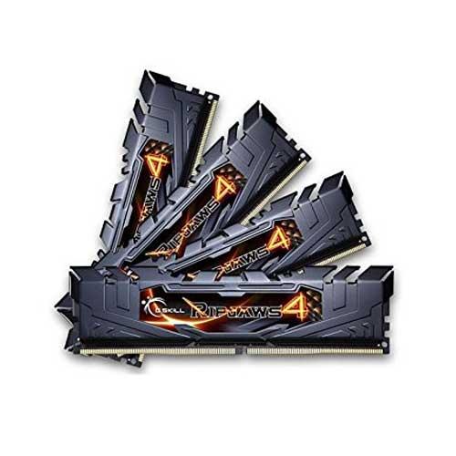 G.Skill Ripjaws 4 F4-2400C15Q-16GRK 16GB RAM
