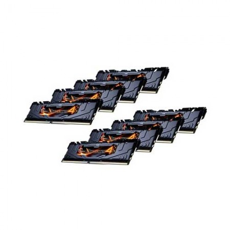 G.Skill Ripjaws 4 F4-2400C15Q2-64GRK 64GB RAM