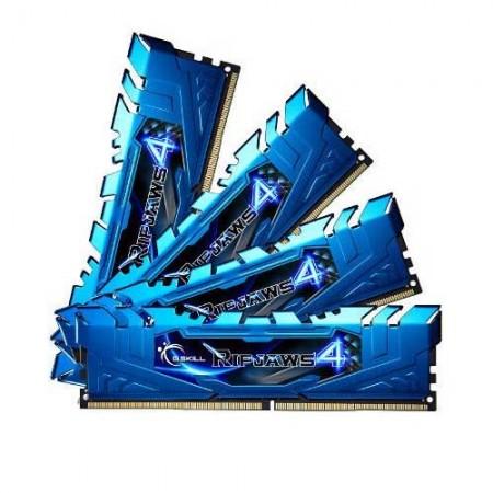 G.Skill Ripjaws 4 F4-2666C15Q-32GRKB 32GB RAM