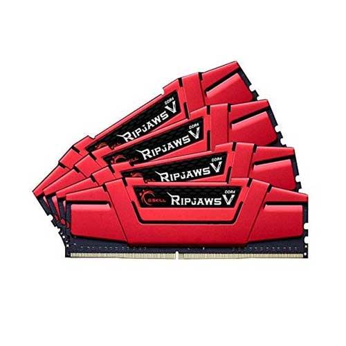 G.Skill RipjawsV F4-2666C15Q-32GVR 32GB RAM