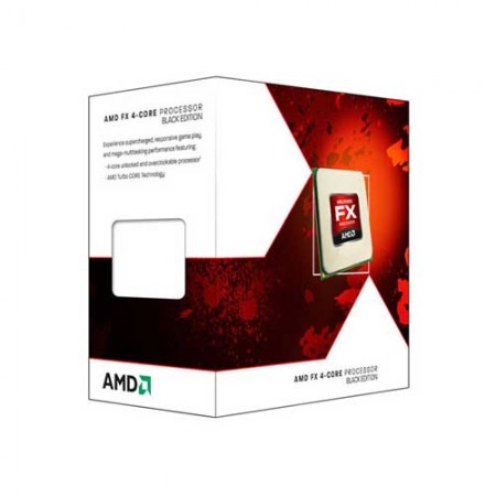 AMD FX-4300 Vishera Quad-Core 3.8GHz Desktop Processor
